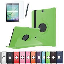 Schutzhülle Samsung Galaxy Tab S2 9.7 360° Flip Tasche Case Cover Etui + Folie