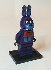 Bonnie - Five Nights At Freddy's  FNAF Custom Lego Minifigure Mini Fig