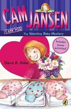 Cam Jansen: The Valentine Baby Mystery 25 by David A. Adler (2006, Paperback)