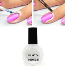 FD3424 Makeup Liquid Tape & Peel Off Base Coat Nail Art Care Lady Remove 10ml ☆