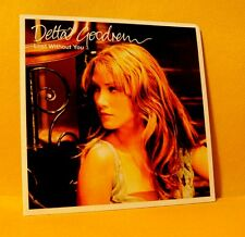 Cardsleeve Single CD DELTA GOODREM Lost Without You 2TR 2003 house