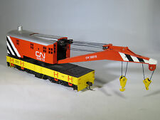 MOW TRAINS Athearn RTR CANADIAN NATIONAL 200T Crane CN 50015 Work Train MWKC