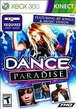 Dance Paradise (Microsoft Xbox 360, 2011) - DISC ONLY