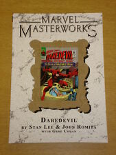 MARVEL MASTERWORKS DAREDEVIL SOFTBACK COLLECTS #12-21 VOL 29   9780785150510
