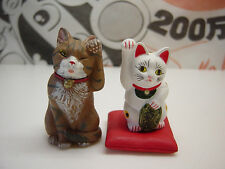 Yujin Showa NEKO CATS 27-11-03 #07 Gashapon Mini Figure Japan