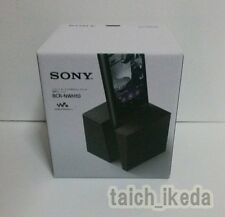 Official Sony Walkman cradle BCR-NWH10 for NW-ZX2/ZX1/A10/F880 from Japan New