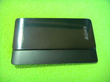 GENUINE SONY DSC-TX5 FRONT CASE BLACK PARTS FOR REPAIR