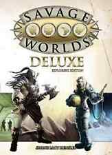 Savage Worlds SWEX Bund-a-roo $94.95 Value 5 Titles (Pinnacle Entertainment)