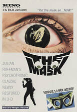 The Mask (Kino 3D Film Archive) - BRAND NEW, 3-D