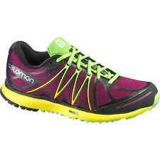 SALOMON WOMEN'S X-TOUR CITY TRAIL RUN TRAINER SHOE 4 36.5 366729 X TOUR LADY