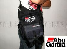 NEW! Abu Garcia Waist Tackle Bag pockets Fishing Bag pocket