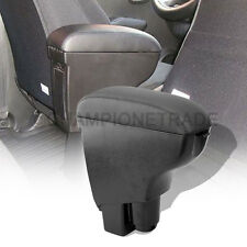 Leather Center Console Armrest Cup Holder For 02-08 03 04 05 Honda Fit Jazz CT