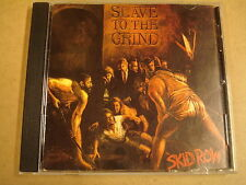 CD / SKID ROW - SLAVE TO THE GRIND