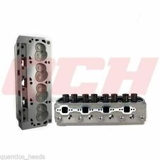 SBF Small Block Ford Windsor 289 302 351 Assembled Aluminum Cylinder Head x 2