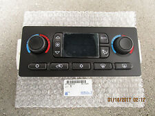 05-06 CADILLAC ESCALADE A/C HEATER CLIMATE TEMPERATURE CONTROL OEM NEW 15855848