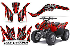 KAWASAKI KFX 90 2007-2012 GRAPHICS KIT CREATORX DECALS BOLT THROWER R
