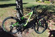 2016 SCOTT GAMBLER 720 Downhill Bike Small