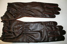 WWII GERMAN Airborne fallschirmjager jump gloves repo