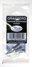 "Granberg Chainsaw Sharpener Threaded Grinding Stones (3-Pack) 5/32""        94528"