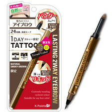 [K-PALETTE] 1 Day Tattoo Lasting 2 Way Eyebrow NATURAL SMOKY BROWN Liquid Liner