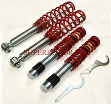 NNR PERFORMANCE ADJUSTABLE COILOVERS RED FOR BMW 5 SERIES 1997-2003 E39