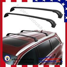 For 14-17 Up Toyota Highlander XLE Top Roof Rack Luggage Carrier Cross Bar Pair