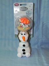 """DISNEY STORE FROZEN OLAF SNOWMAN MUSICAL WAND """"PLAYS IN SUMMER""""  NEW"""