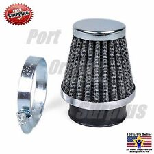 MOTORCYCLE ATV Pit Dirt Pocket Bike POD Universal Cone AIR FILTER 42mm
