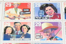 1993 American Music Series sheet, Country and Western Sc #2771-2774