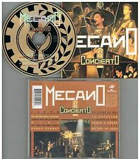 Mecano ‎– En Concierto,CD, Album, Reissue,1998