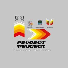 Peugeot HLE - Premiere Bicycle Frame Stickers - Decals - Transfers - n.32