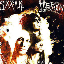 The Heroin Diaries Soundtrack [Edited] by Sixx: A.M. (CD, Aug-2007, Eleven...