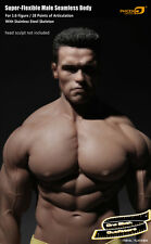PREORDER 1/6 Phicen Male Seamless Body M34 Terminator Arnold Connor Toys Hot USA