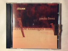 PAOLO FRESU Here be changes made cd ALICE RARISSIMO COME NUOVO RARE LIKE NEW!!!