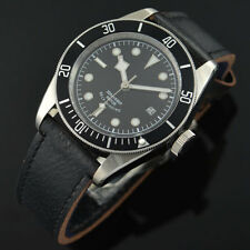41mm Corgeut black Aluminum bezel 21 Jewels Sapphire Glass Automatic Watch 005
