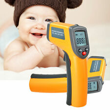 12:1 LCD Digital IR Infrared Thermometer Temperature Meter Non Contact Laser INS