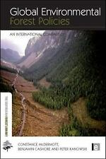 Global Environmental Forest Policies: An International Comparison (Earthscan For