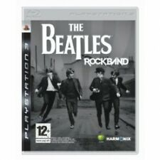 Rock Band The Beatles Solus Game PS3 Brand New