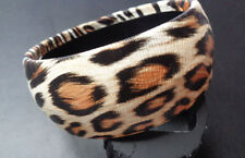 Armreif  Leo Leopardenmuster  PVC Rock and Roll Rockabilly Old School Gothic