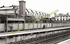 Ryde St. Johns Road Railway Station Photo. Isle of Wight. (5)