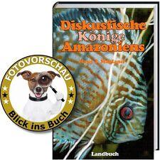 Alles über Diskusfische, Könige Amazoniens; (Lebensraum Amazonas und Aquarium)