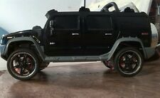 Xmods H2 HUMMER EVO,4 Wheel Drive,Stage 2 Race Motor,Tire Upgrade,8Cell,35Kms!