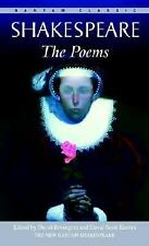 Bantam Classics: The Poems by William Shakespeare (1988, Paperback)