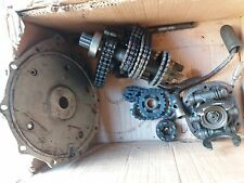 Zundapp KS 600 transmission parts