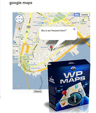 WP Maps-Google Maps plugin per WordPress-Master Reseller licenza