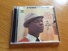 NAT KING COLE THE VERY THOUGHT OF YOU OOP DCC 24K GOLD PROMO AUDIOPHILE CD