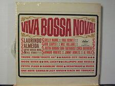 LAURINDO ALMEIDA Viva Bossa Nova SHELLY MANNE Milt Holland etc- free uk post!