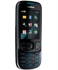 Nokia 6303 Unlocked (Black,Silver) Mobile Phone
