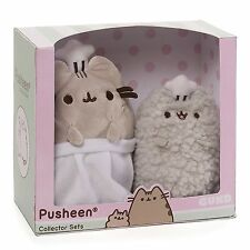 Gund Pusheen and Stormy Baking Collector Set