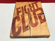 Fight Club (Two-Disc Collector's Edition DVD) (1999) With Slip Case Box